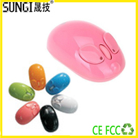 High quality and cheap wireless optical mouse with usb storage