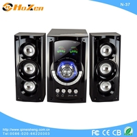 2.1 channel multimedia speaker in computer,laptop,with usb,sd,fm