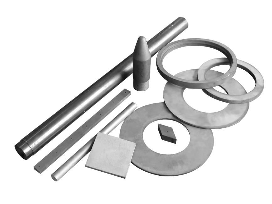 how to get carbide parts
