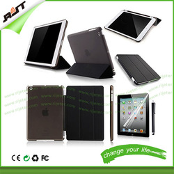 Hot New Product Folding Stand Leather Tablet cover for ipad pro 12.9