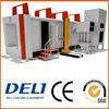 Powder coating equipment/machine for cylinder