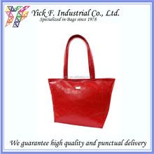 Elegant Red Lover PU Leather Women Handbag