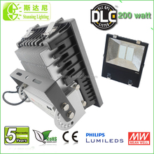 230V 200w led floodlight dimmable 200w led flood lighting high power 200w led flood light