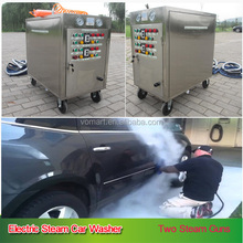 Electric 12KW Steam car washer machine/auto interior cleaning