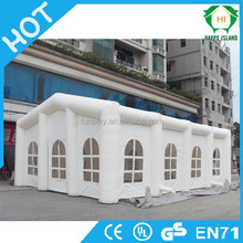 High Quality!! HI 2015 inflatable event tent,inflatable cube tent use for event,large inflatable tent for party