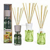 Home air freshener and decor use nice design promotional gifts glass reed diffuser bottle