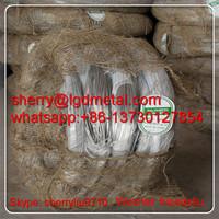UAE galvanized binding wire /largest galvanized wire factory---GWSL340