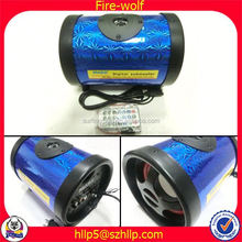 Hot Electronics 30Mm Speakers Attachable Speakers