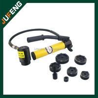 Hydraulic Knockout Punch Be-mhp-20 Manual Hydraulic Puncher Belton Hangzhou Ode SYK-15