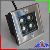 Swimming Pool LED Underwater Light 5W, DC12V IP67 LED Inground Lighting