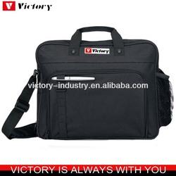 High quality vertical laptop messenger bags
