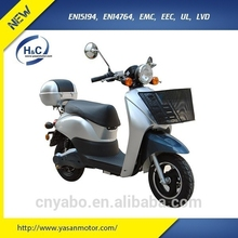new technology high power 1500W 48V 30Ah EEC Electric lithium battery scooter price moped