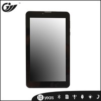 dual core white support GPS 3g tablet pc