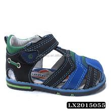 Fresh color non-slip children sandals tpr outsole boys sandal