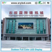 SRYLED Multifunctional led soccer substitution board with low price