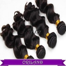 Best selling top quality 100% Kanekalon aliexpress Synthetic hair Body wave