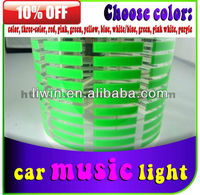 low defective rate 2015 12V 35W auto led car music light for Regal