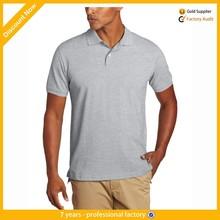 factory price wholesale polo shirt cotton elastane
