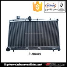 Auto car radiator for impreza WRX sti 2008+ Full Aluminium radiator