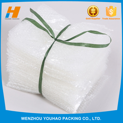 2015 Made in China Hot Stamping LDPE Material Air Bubble Film Bag Fatory