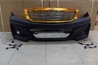 wald design body kits for toyota hilux vigo 2012, vigo wald front bumper