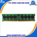 Ett originale de faible densité pc2-6400 800 4 gb ddr2 ram kit