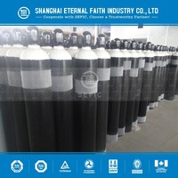 LOW PRICE AND HIGH QUALITY Seamless Steel Argon Gas Cylinder