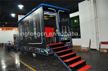 5d 7d 9d cinema theater truck mobile cinema 7d