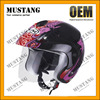High Quality Half Face Motorcycle Helmets Safety Helmet Made In China