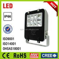led industrial lighting battery powered emergency rechargeable led floodlight