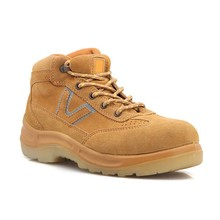 new product \oil resistance\steel toe\best selling\genuise leather for male