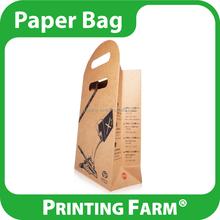 2015 New Design Kraft Origami Paper Bag