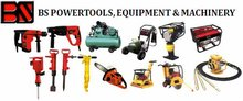 Construction Equipment & Power Tools