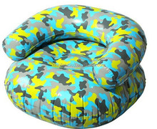 printing inflatable sofa for children