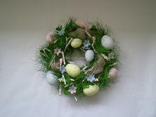 Popular items for spring flower wreath