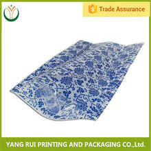 Import china products Leak Proof paper stand up zipper pouch,side seal stand up pouch zipper bag