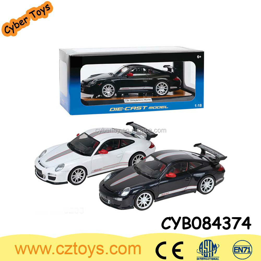 Diecast Metal Cars 1 18 1/ 18 Scale Model Cars