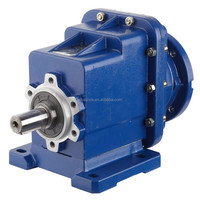 TRC Helical gear motor reducer Two-staged Speed Reduction Helical Gearbox Reducer