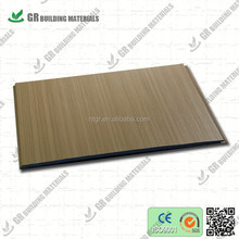 PVC coating waterproof PU composite wall panel for decoration