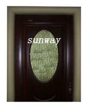 European style pvc door frame with no pollution