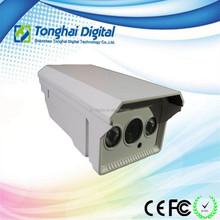 High Resolution Vandal Proof 3G Sim Card Outdoor Wireless 3G IP Camera with IR Range 50m