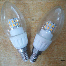 E14 Bulb Lights Item Type and ceramic Lamp Body Material led candle lighting bulbs