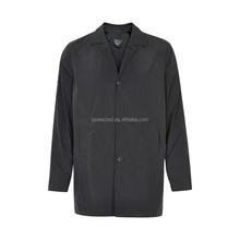 OEM Service for Men's trench coat 100% nylon Dry fast