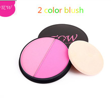 Makeup brush blush containers,brand blush