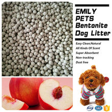 Cleaning Products Low Dust Fragrance Bentonite Clay Litter For Pet Dog