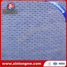 Converting Nonwoven viscose polyester nonwoven spunlace fabric