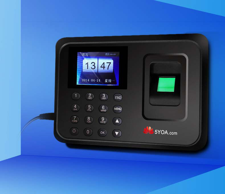 online cheap biometric fingerprint time clock recorder
