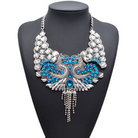masterpiece ethiopian jewelry Top fashion high quality crystal vintage stylish costume jewelry wholesale in alibaba