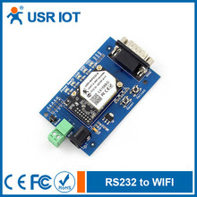 (USR-WIFI232-2) Embedded Wifi Module,Serial RS232 to Wireless Converter,Support Router/Bridge Mode Networking