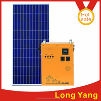 300W solar power DC and AC system helpful Africa household appliances to work